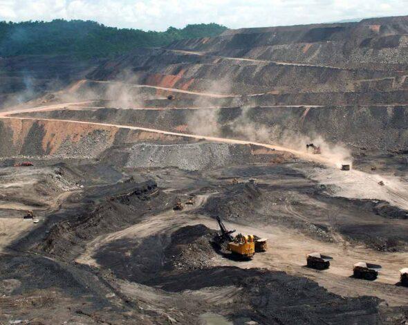 Inventario de emisiones para proyecto minero
